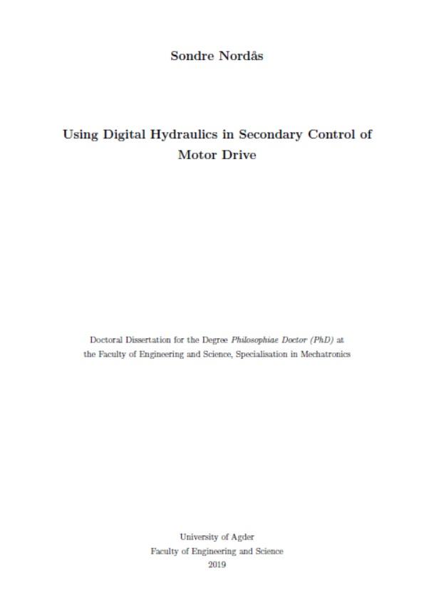 Phd no thesis